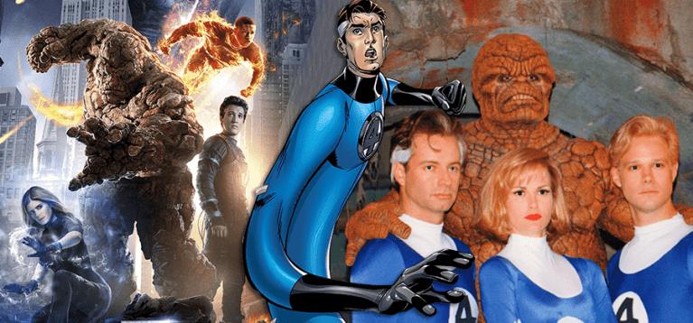7 coisas que a Marvel quer que você esqueça sobre o Quarteto Fantástico