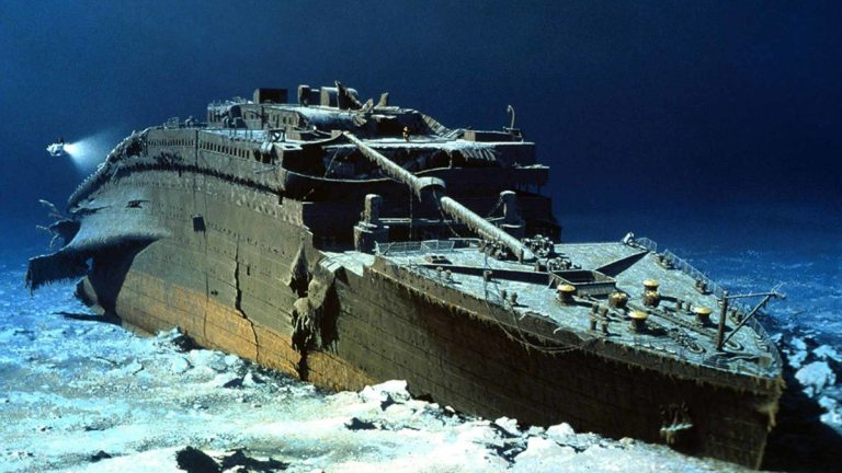 Empresa vai oferecer viagens ao Titanic