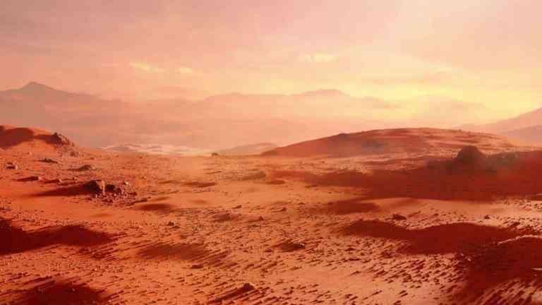 Esse sistema separa o oxigênio da água salgada de Marte