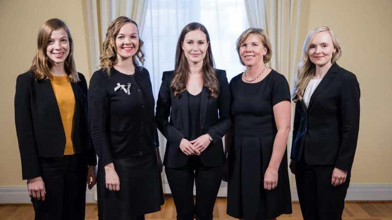 Esse é o único país do mundo comandado por 5 mulheres