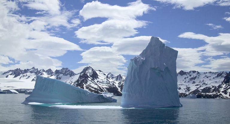 Maior iceberg do mundo está a caminho de colidir com uma ilha refúgio para pinguins e focas