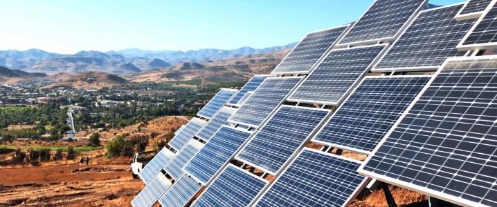 O maior parque de energia renovável do mundo terá o tamanho de  Cingapura
