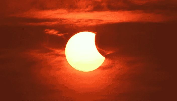 Eclipse dessa segunda será o último de 2020. E tem novidades relacionadas à saúde