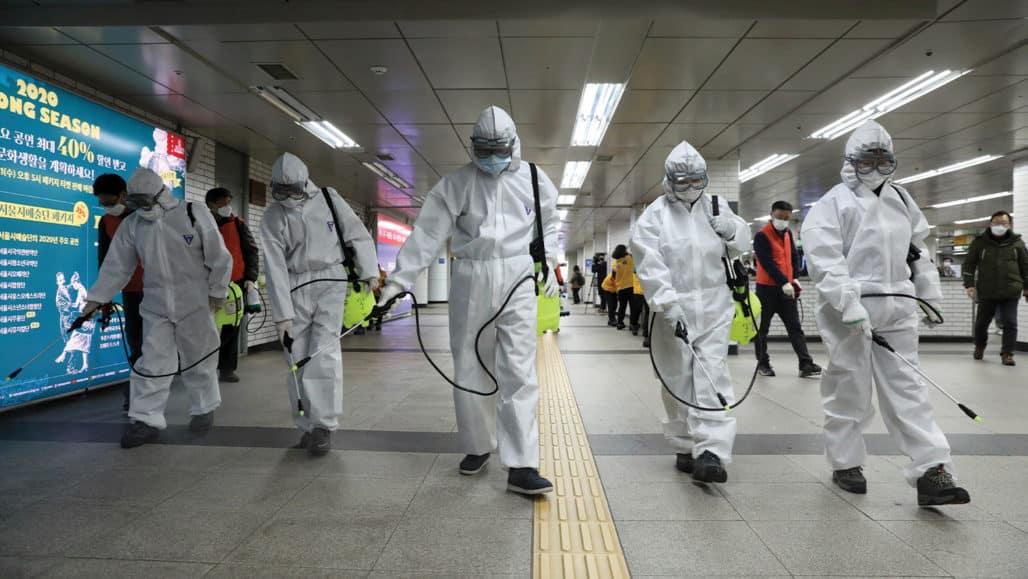 Como terminam as pandemias?