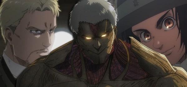 Attack on Titan sugere novo portador do Titã Blindado