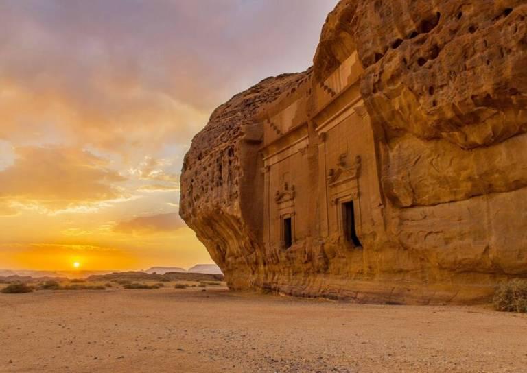 Pela primeira vez em 2.000 anos, antiga cidade de Hegra passa a receber turistas