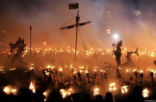 Yule, a celebração dos vikings que inspirou o Natal