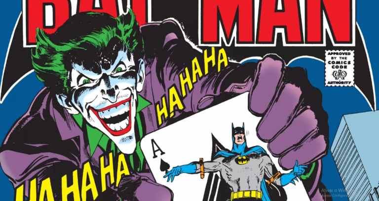 Coringa do Futuro é apresentado em nova HQ do Batman