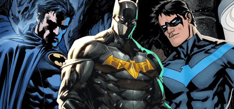 DC Comics anuncia nova identidade do Batman