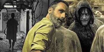 capa do post Apocalipse zumbi de The Walking Dead pode nunca ter origem revelada