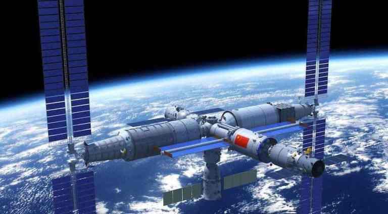 China está lançando três missões para construir a sua Estação Espacial