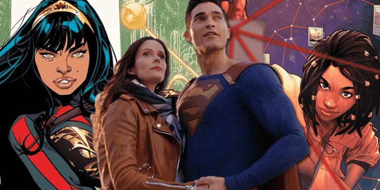 Estas são as séries da DC e CW que estrearão em 2021