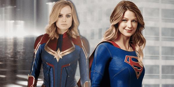 Mcu Arrowverso Contrapartes Capita Marvel Supergirl 600x300, Fatos Desconhecidos