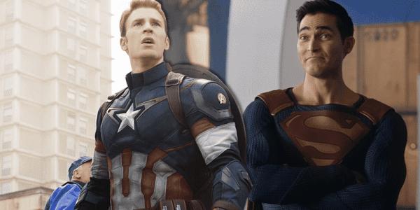 Mcu Arrowverso Contrapartes Capitao America Superman 600x300, Fatos Desconhecidos