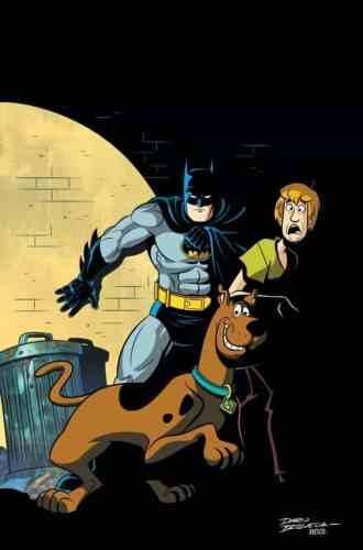 Scooby Doo Batman Crossove Dc 330x500, Fatos Desconhecidos