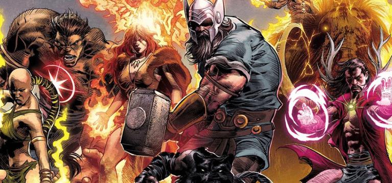 Marvel revela herói responsável por unir a primeira equipe dos Vingadores
