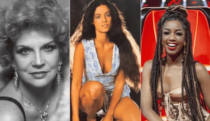 10 fotos de musas do Brasil mostram como a beleza mudou nos últimos 100 anos
