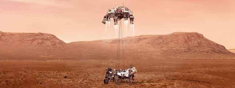 Em feito histórico, Marte receberá 3 naves no planeta