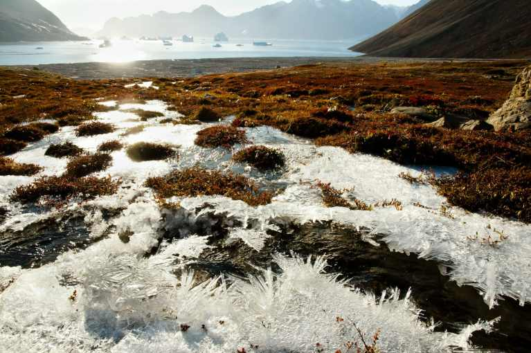 Estudo descobre que o derretimento do permafrost pode liberar mais carbono do que era pensado