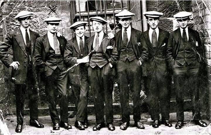 A história sombria do sorriso de Glasgow, um método utilizado por gangues escocesas