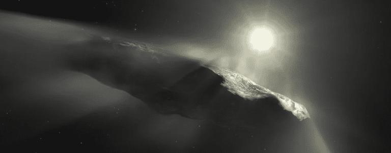 Cientistas mostram quantos objetos interestelares podem visitar o nosso sistema solar