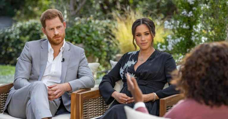 10 revelações feitas na entrevista de Meghan Markle com Oprah