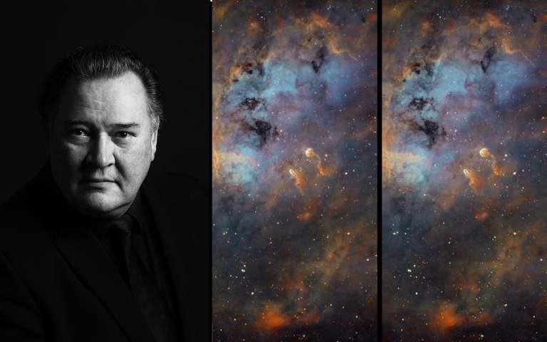 Fotógrafo passou 12 anos fazendo essa foto da Via Láctea