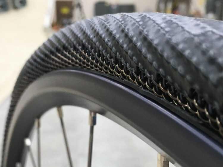 NASA e startup criam pneus inovadores para bicicletas