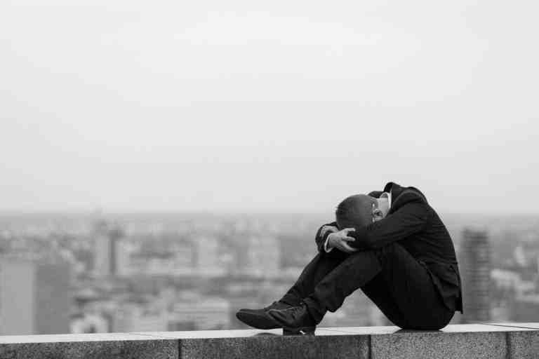 Depressão pode mudar a forma como as pessoas veem o mundo fisicamente