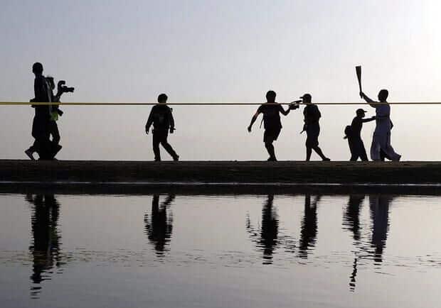 Japão confirma primeiro caso de COVID associado à revezamento da tocha olímpica
