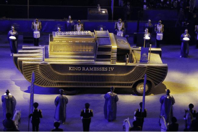 Farao3, Fatos Desconhecidos