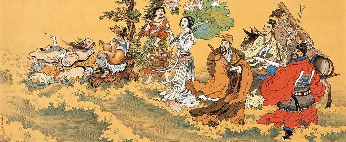 Conheça a Mitologia Chinesa e alguns de seus deuses incríveis