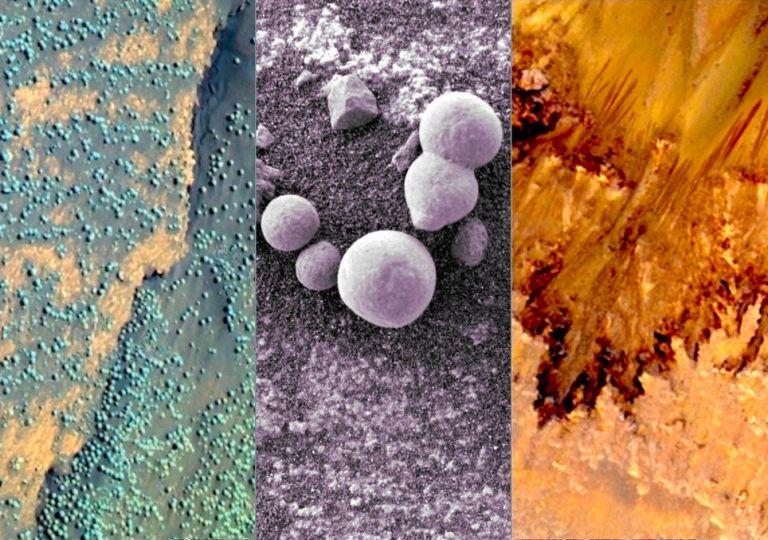 Cientistas dizem ter observado fungos em Marte através das fotos feitas pelo rover