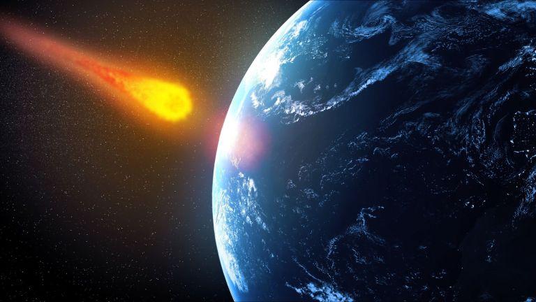 Quantos anos de antecedência precisaríamos para impedir a colisão com um asteroide?