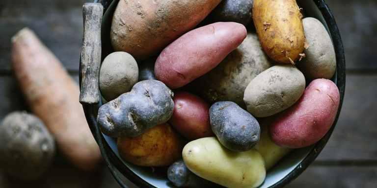 6 motivos que mostram que batatas são boas para nós