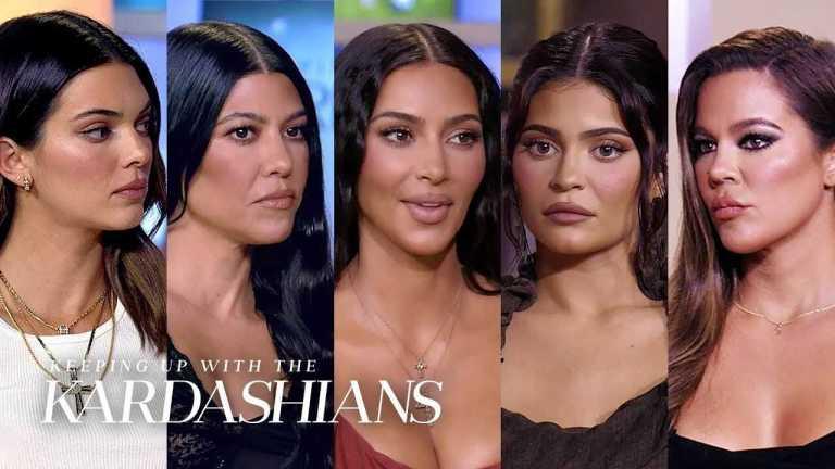 """7 revelações sobre """"Keeping up with the Kardashians"""" o reality mais famoso do mundo"""