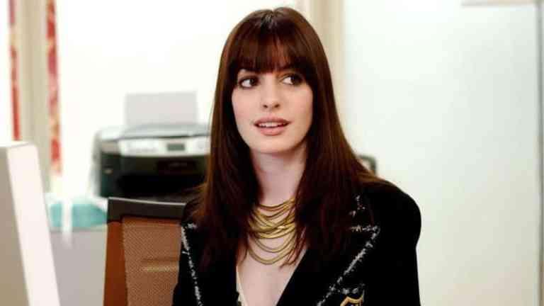 """Para """"O Diabo veste Prada"""" Anne Hathaway foi a 9ª escolha. Veja qual era a lista"""