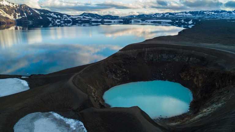 Islândia pode ser a ponta de um continente submerso, de acordo com essa teoria bizarra