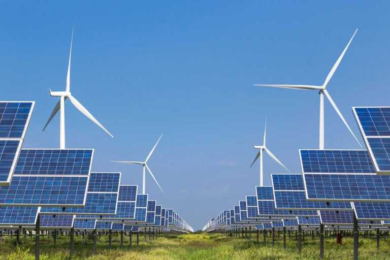 A energia renovável é viável para países inteiros?