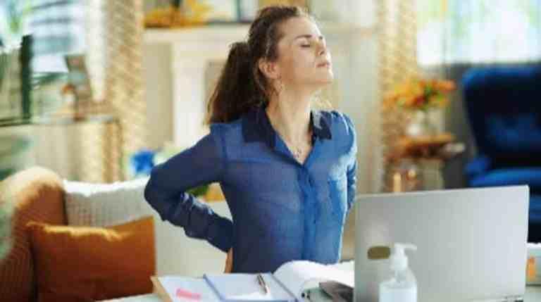 Como evitar o sedentarismo trabalhando de casa?