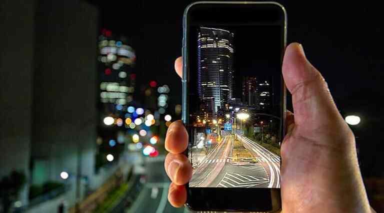 5 dicas para tirar fotos noturnas boas com o celular