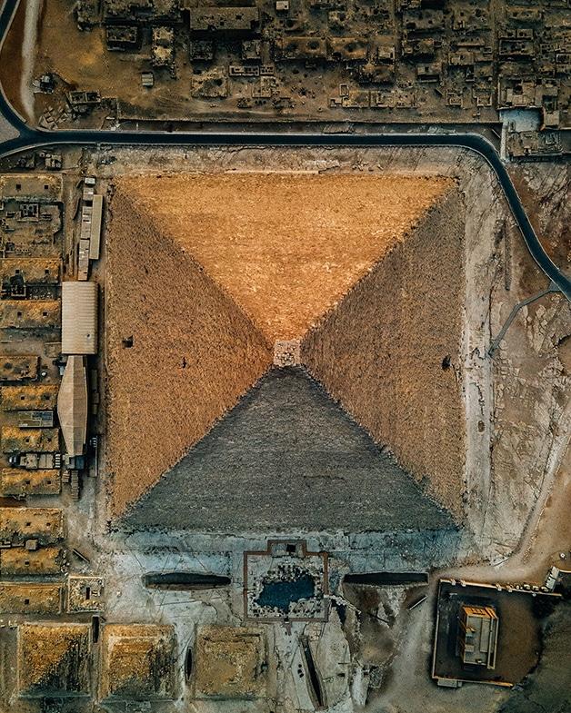 Piramide1, Fatos Desconhecidos