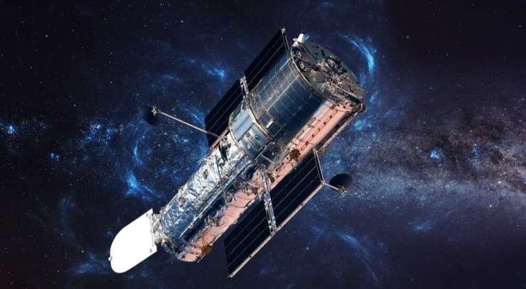 """Impressionantemente, o Hubble conseguiu capturar o """"olho"""" de uma explosão estelar"""