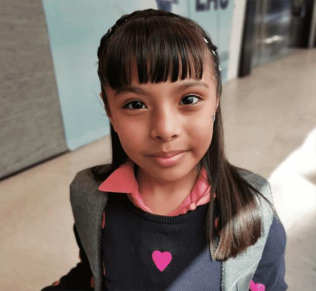 Menina de 9 anos com QI mais alto que Einstein e Hawking revela o que quer ser no futuro