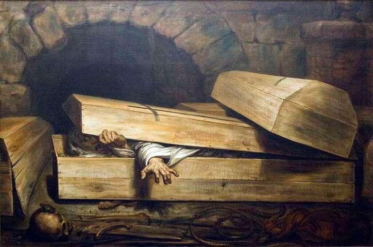 3 casos bizarros de pessoas que foram enterradas vivas