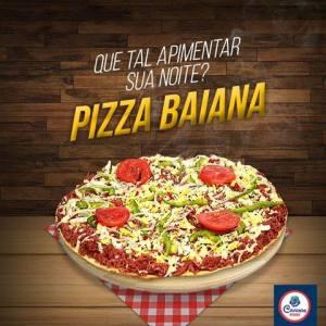Pizza baiana pizzaria cascata nova odessa fatos e eventos