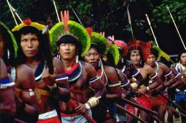 Os povos indígenas nova odessa fatos e eventos