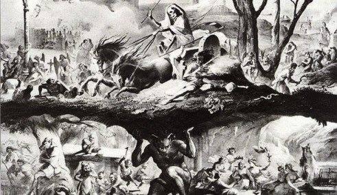 Deuses da Morte nova odessa fatos e eventos (23)