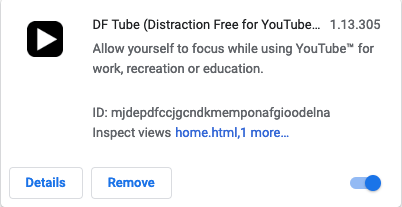 Save countless hours from YouTube by hiding recommendations