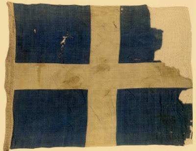 Η γαλανόλευκη ελληνική σημαία, πως και πότε καθιερώθηκε